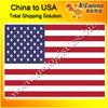 international dropshipper from China to USA