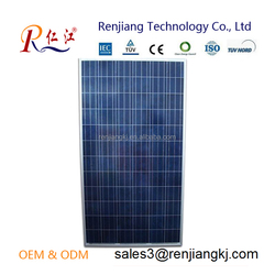 China manufacturer Polycrystalline solar panel 280w with lower price/pv solar module 280w for sale