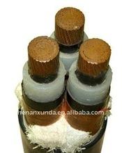 PVC insulating sheathed fire-proof power cable (VV VV22 VV23 VLV VLV22 )