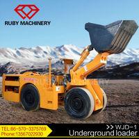 Electric underground loader lhd scooptram for sale