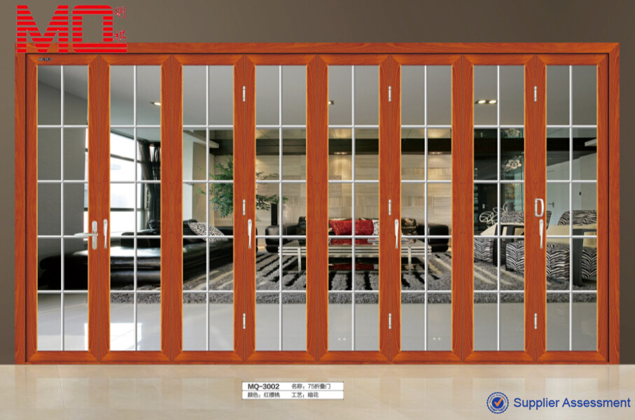 Aluminium Large Chines Glass Hotel Door Garage Door Prices Buy Hotel