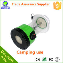 high quality portable camping lantern led with radio
