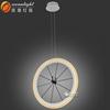 Chandelier pendant light led led ring pendant lamp OM66122