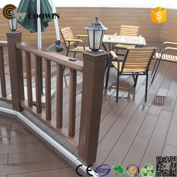 Coowin Best quality exported eco forest wpc laminated decking