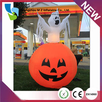 Giant Halloween Inflatables Large Plastic Pumpkins