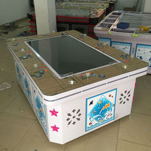 Multifunctional coin operated basketball game machine shooting fish game with high quality