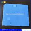 New fashion quick dry blue pva pet towel for dog