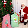 2015 Alibaba China New Products Christmas Gift Cotton Drawstring Bags