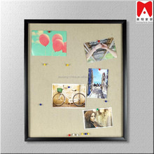 Alibaba China Home Decor Photo Frames Free Download With Metal Clips PS / MDF / Wood Material Frame Picture