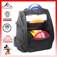 Best Selling Custom Backpack Disc Bag Disc Golf Backpack Bag