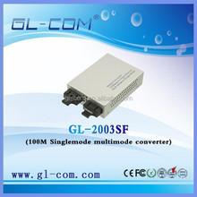 Fiber Media Converter Series 10/100M single-fiber single-mode