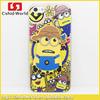 3D Cartoon TPU Soft Minion Cartoon Case For iPhone 5 5S