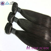 No Shed No Tangle Unprocessed Virgin Remy Yaki Weave Wavy Hair