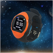 Bluetooh Smart Watch GPS running watch/jogging GPS watch/outdoor google gps tracking