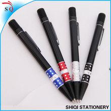 wholesale promotional black clik pen