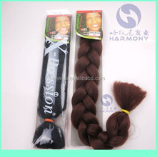 NEW ARRIVE x-pression kanekalon braiding hair/x-pression ultra braid/x--pression-kanekalon-braiding-hair
