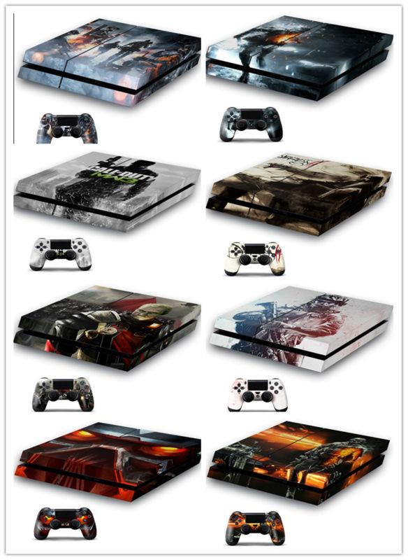 Оптовая продажа для Playstation 4 консоли уход за кожей стикер
