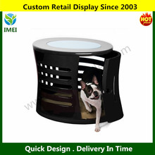 Custom Design Dog House Furniture,Home Pet House Table,Wood Dog Cage