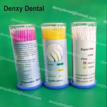 desechables dental cepillos micro aplicadores