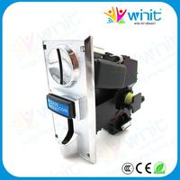 India arcade amusement game machine coin acceptor for apex slot machine
