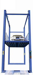 New Product: 4 post 2-storey lifting system