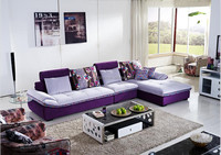 8106A low price new model wooden sofa set picture