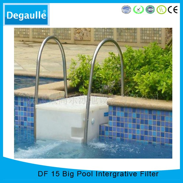 Approvisionnement de l 39 usine meilleur df15 piscine filtre for Equipement piscine