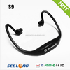 wireless headphone with memory card for Amercia market