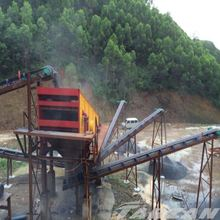 Good comment vibrating screen for mineral with big discount