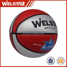 China manufacture high quality basketball / PU basketball