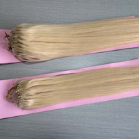Wholesale micro bead hair extensions 1g strand