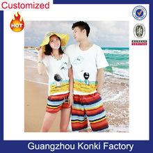 Custom Export Beach Overseas T Shirts