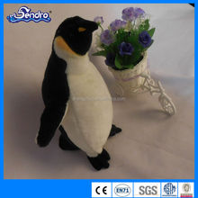 2016 newstyle hotsell cute plush penguin for wholesale or promotional gift
