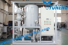 ZJA Double Stage High Working Vacuum Insulating Oil Filter Plant