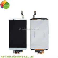 Original lcd screen display digitizer touch assembly for lg g2 f320