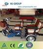 China cargo tricycle with cabin for sale