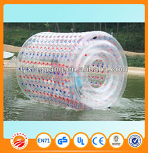 New design and fashionable popular and customized inflatable water roller ball
