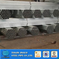 Good quality structural hdg steel pipe manufacturer