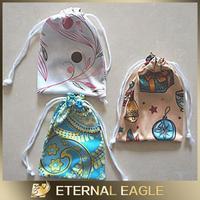Brand new velvet gift bag for jewellery /jewelry pouch bag/velvet jewelry bags