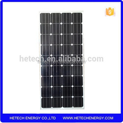 import from solar panel manufacturers high efficient 140w photovoltaic painel solar