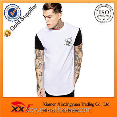 China clothing manufacturers custom t shirt with chest for Cheap t shirt online shopping