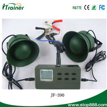 Electronic hunting device/bird hunting device with various birds sounds