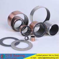 Oil free bearing bush 3815 3825 3830 3840 Teflon/PTFE/POM/CuSn10Pb10 DU bushing