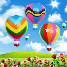 business promotional items hangable pvc inflatable hot air balloons plastic helium balloons advertising hot air balloon