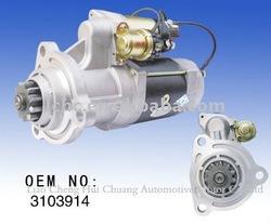 Benz starter motor (QDJ2902)
