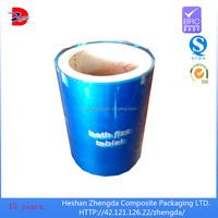3d laminate blue color protective film for tablet pc