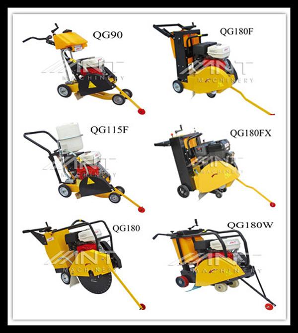 QG180F construction tools steel rod cutter