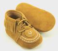 Moq 52 diseños/3 tamaño de bebé de cuero suave mocasines para los bebés varones