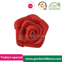 red ribbon small red bow /red ribbon rose underwear