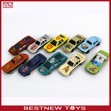 Hot wheels diecast model car die cast car toy for kids